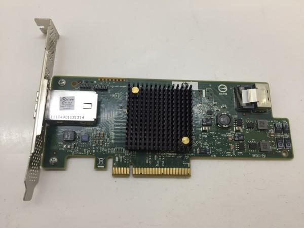 HP Raid Controller SAS9217-4i4e 6Gb/s PCIe x8 72099-001